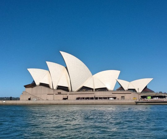 Back to Sydney
