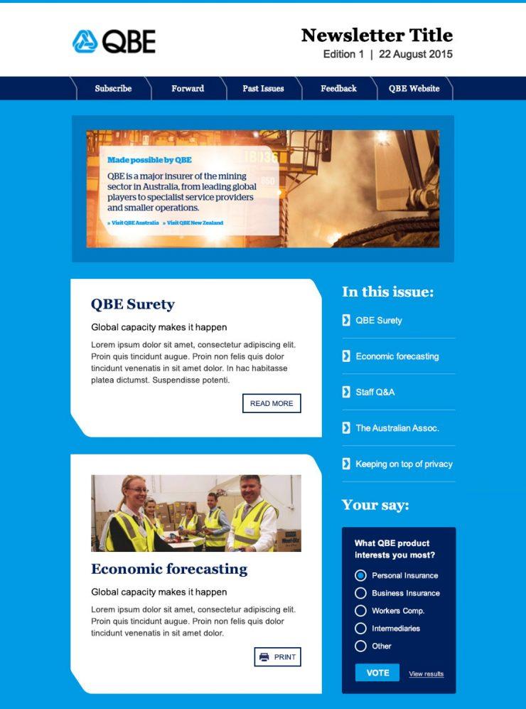 QBE Newsletter